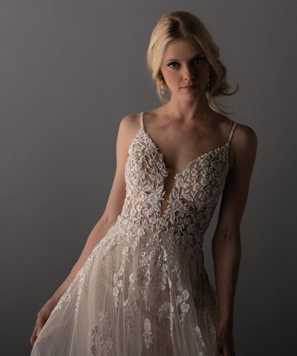 TEMPEST-1137-Martina-Liana-Floral-Lace-Aline-Wedding-Dress-Long-Train