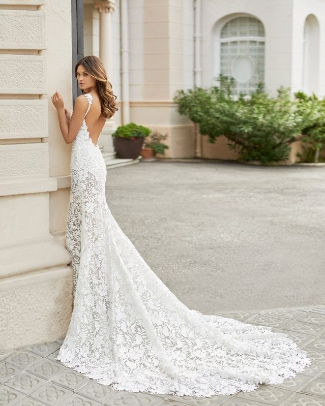 TEANA_ROSA_CLARA_Sexy_Lace_Mermaid_Wedding_Dress
