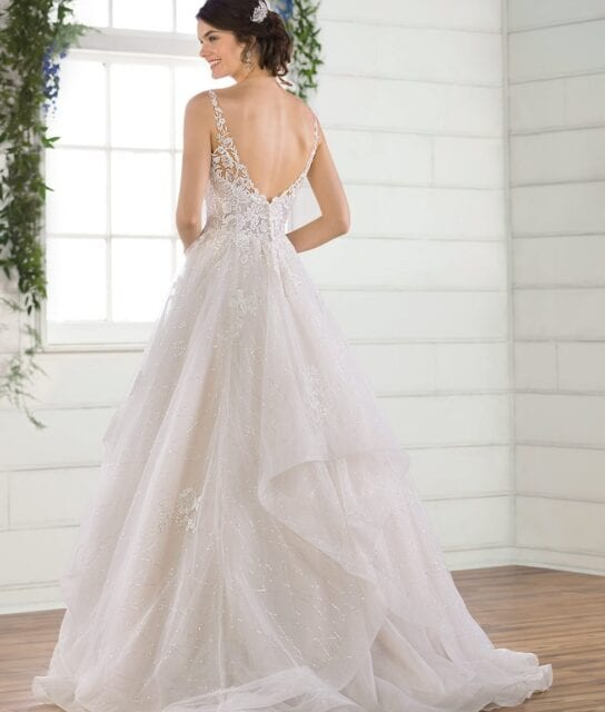 2936-Wilderly-Essense-of-Australia-Ruffle-sparkly-Ballgown-Brisbane (2)