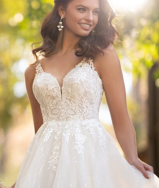 2936-Wilderly-Essense-of-Australia-Ruffle-sparkly-Ballgown-Brisbane (5)