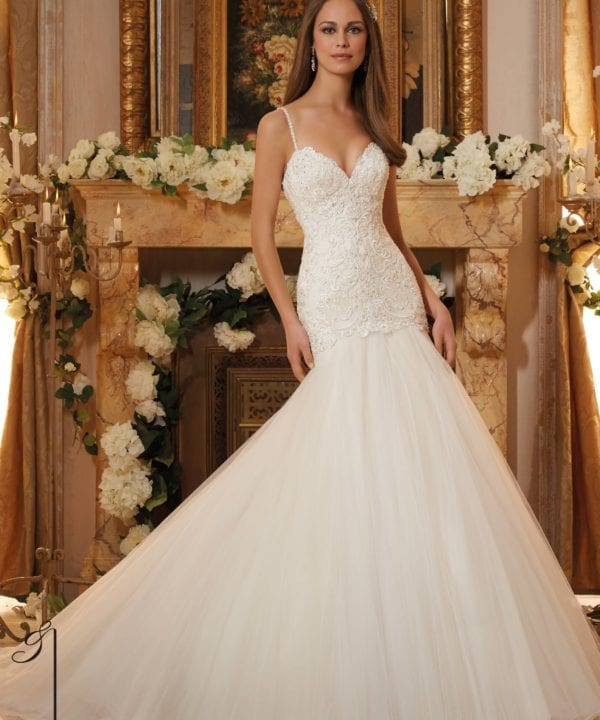 bridal couture brisbane - white lily couture