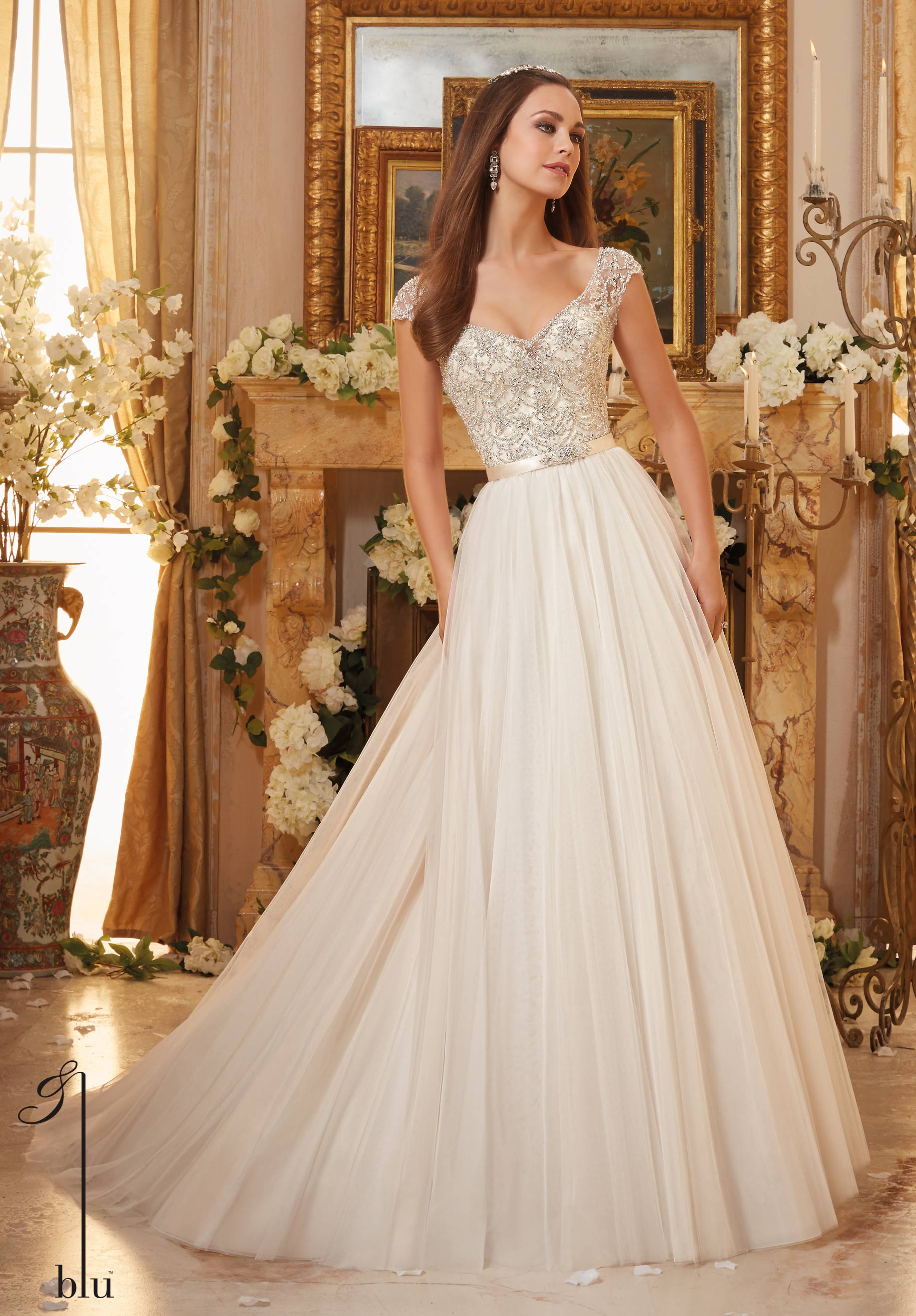 Morgan White Lily Couture Lovely Wedding Dresses Queensland
