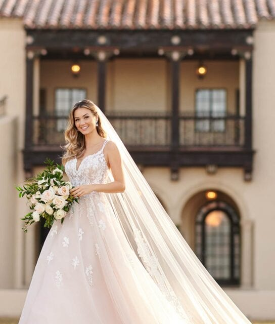 Jovita-7156-Stella-York-Tulle-Ballgown-Beaded-Lace-Bodice-Shoestring-Straps