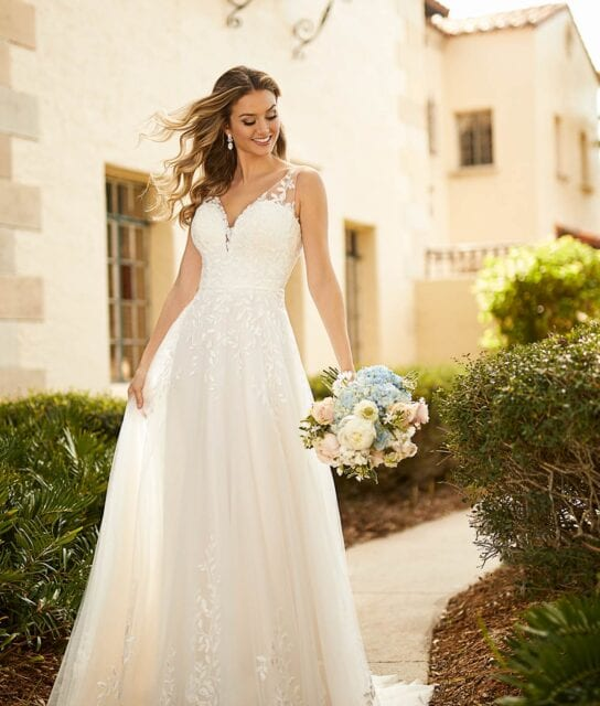 Jemma-7161-stella-york-tulle-lace-wedding-dress-plunging-neckline