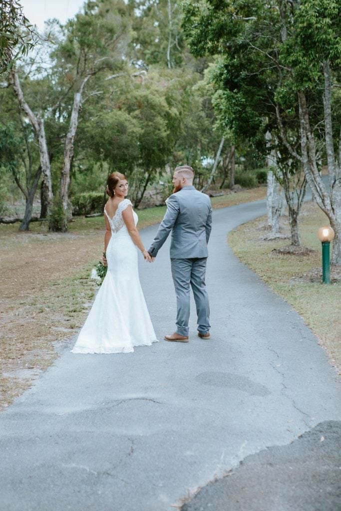 Lauren and Dane's Charming Wedding