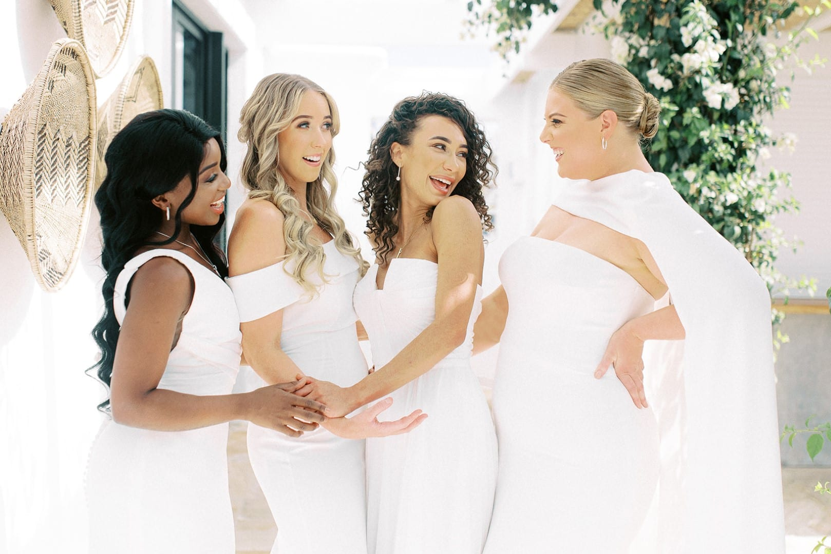 Real Bride Revolution x Mediterranean Styled Session | White Lily Couture