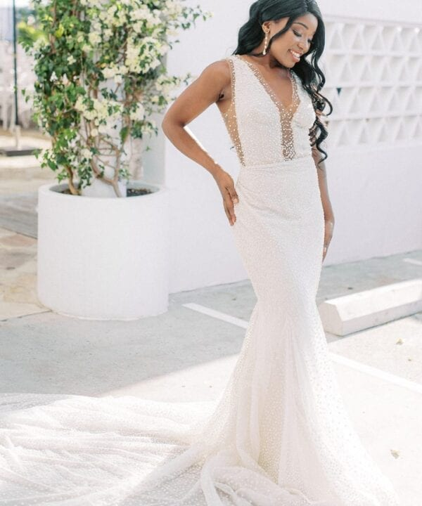 Pronovias_Atelier_Couture_Beaded_Mermaid_Wedding_Dress_Brisbane