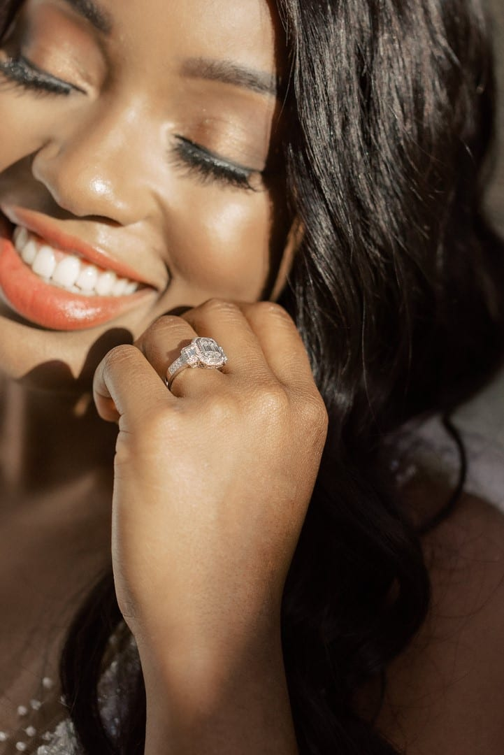 Shopping for Wedding Rings | Xennox Diamonds x White Lily Couture