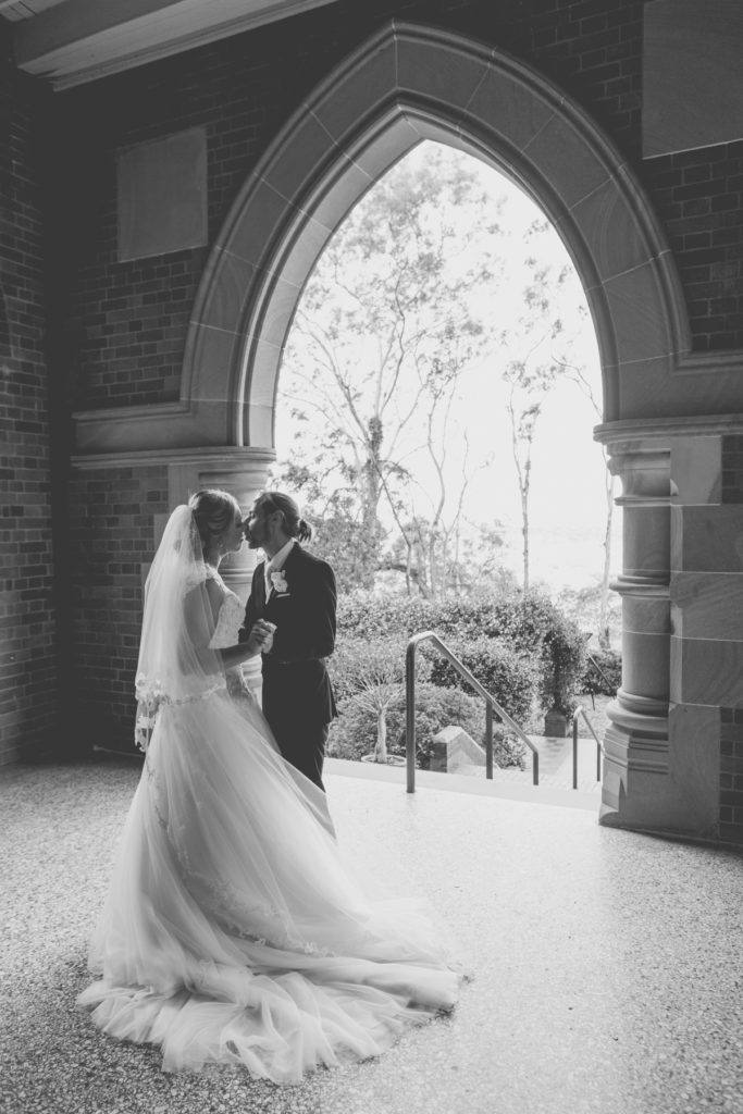 Brisbane Wedding - Bec and David