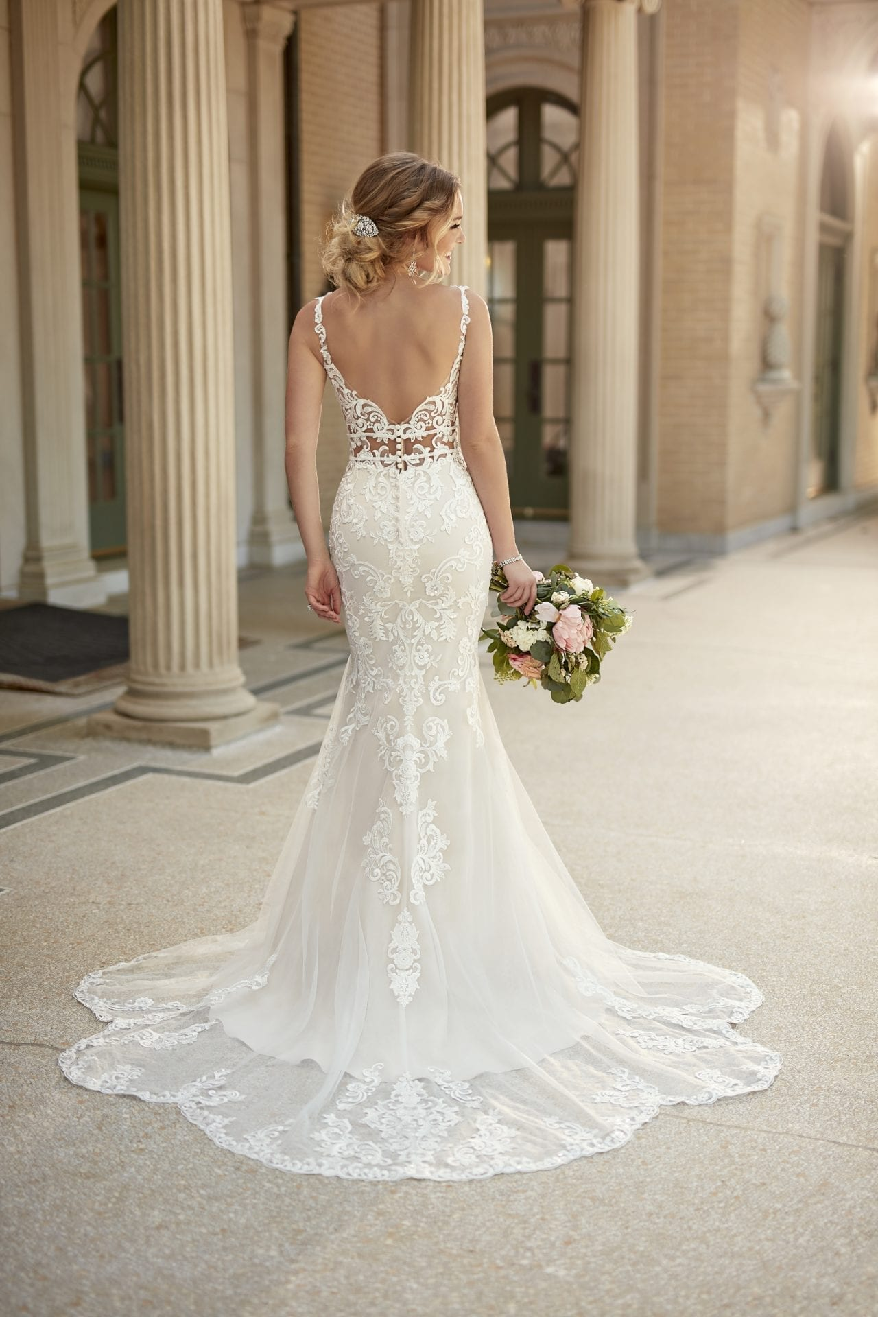 Ingram-Stella-York-Lace-Wedding-Dress-Straps-Low-Back