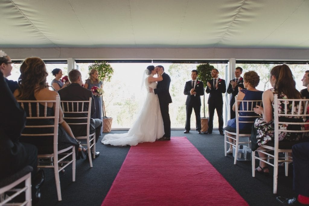 real wedding