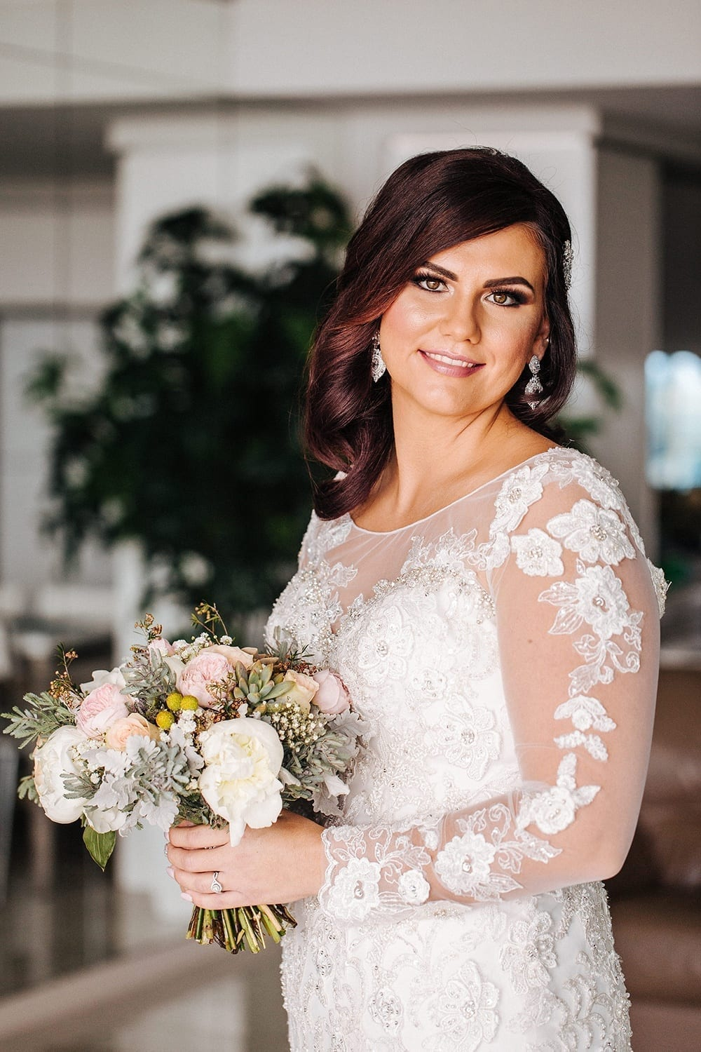 Real Bride Kirsty