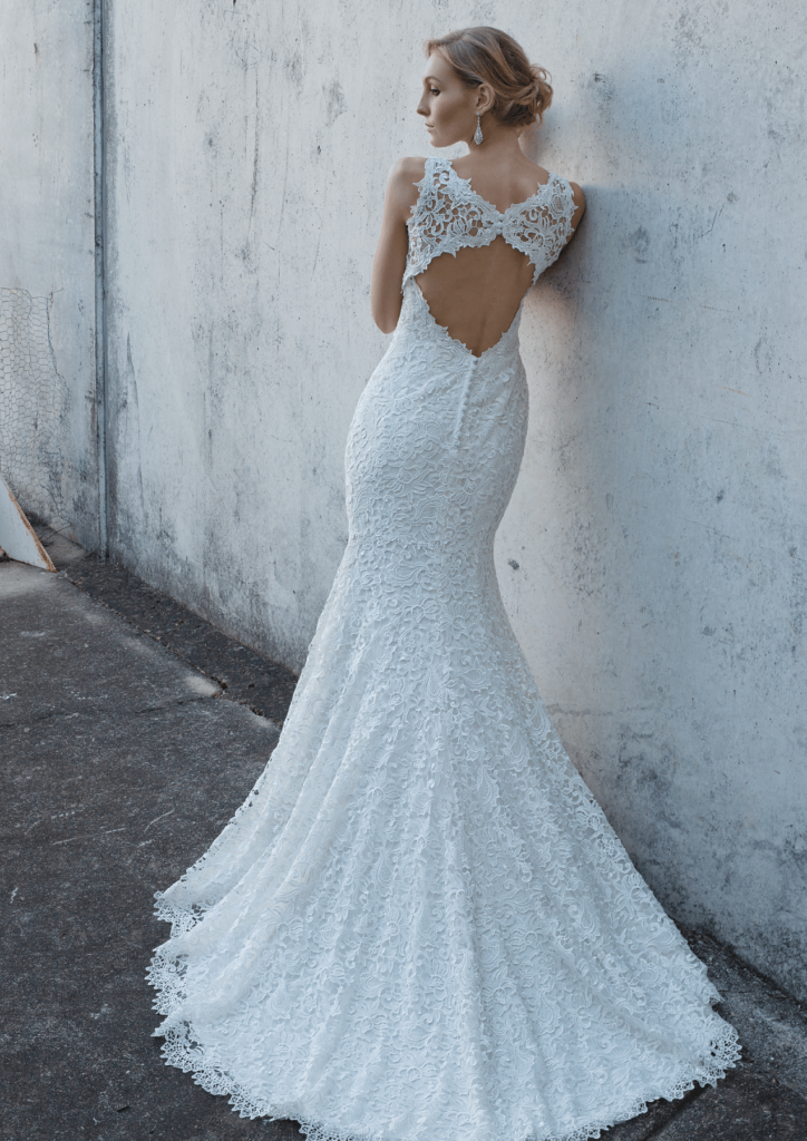 Nicolina - bridal couture brisbane - white lily couture