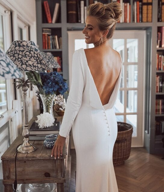 Phoebe_Erin_Clare_Long_Sleeve_Crepe_Gown (1)