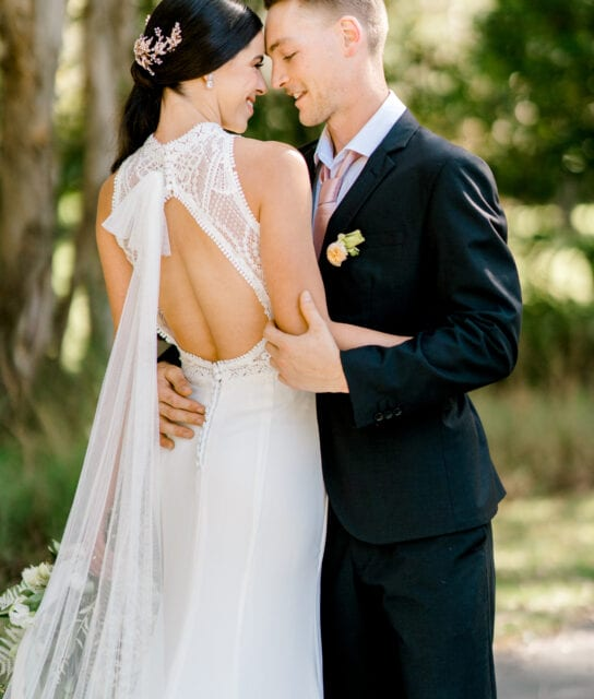 TAMESIS-Rosa-Clara-High-Neck-Low-Back-Wedding-Gown-White-Lily-Couture-Brisbane (10)